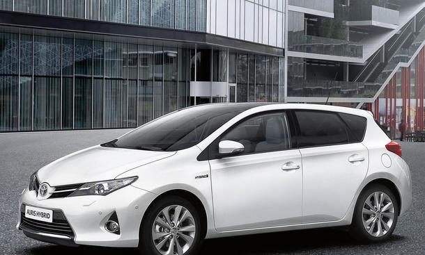 Toyota Auris 2013 Preis Kompaktklasse Sondermodell Ausstattung