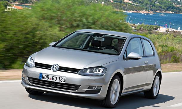 Golf Gti Clubsport S >> VW Golf 1.4 TSI 2013: Fahrbericht zum Dreitürer mit