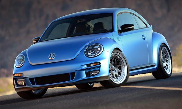 VWvortex VW Beetle SEMA Las Vegas 2012 SuperBeetle Tuning