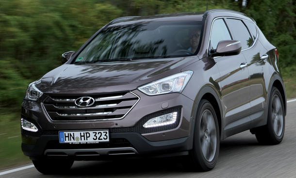 test drive hyundai santa fe 2013 indonesia. Black Bedroom Furniture Sets. Home Design Ideas