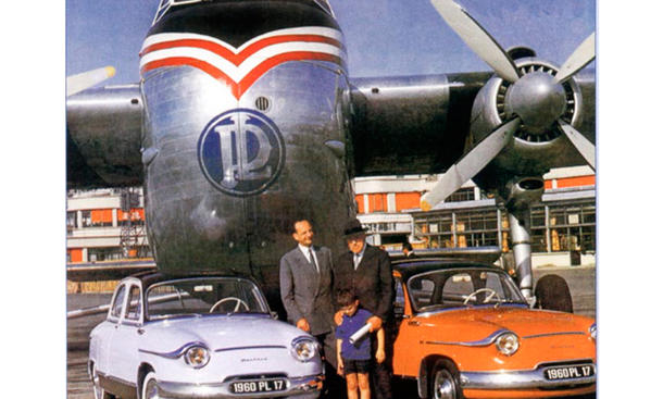 Auto Klassiker Panhard Geschichte Frankreich Historie
