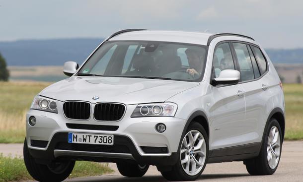BMW X3 xDrive 20d SUV Gebrauchtwagen Kaufberatung