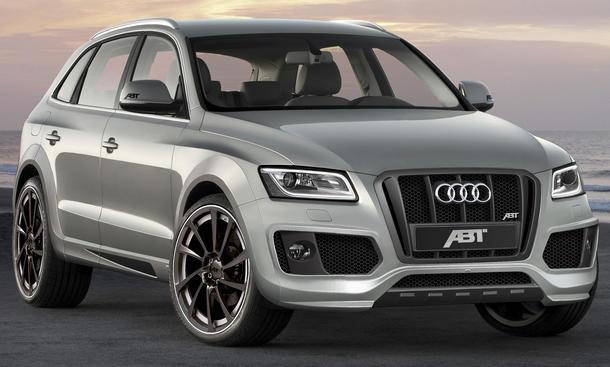 Audi Q5, Abt QS5, Tuning, Tieferlegung, SUV
