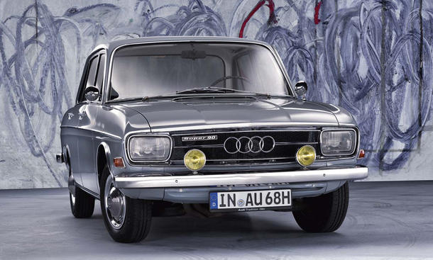 Audi Tradition, Forever Young, Kalender 2013, Audi Super 90