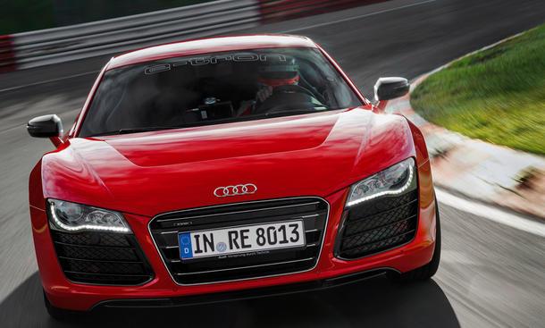 Audi R8 e-tron Elektrosportler Produktion Stopp Projekt
