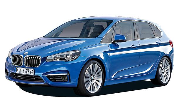 serie - 2014 - [BMW] Série 2 Active Tourer [F45] & Gran Tourer [F46] - Page 6 Auto-Neuheiten-BMW-1er-Van-2014