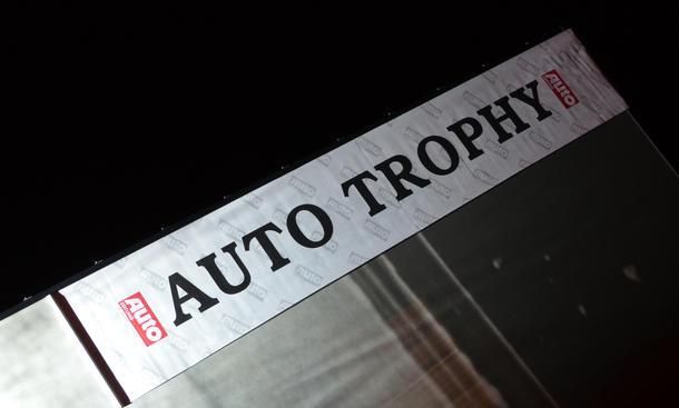 AUTO ZEITUNG Auto Trophy 2012: Auto-Prominenz zu Gast