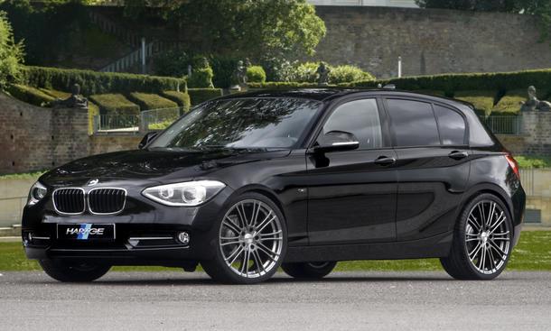 BMW 1er, Tuning, Hartge, Leistungssteigerung