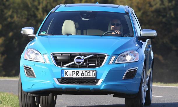 Bilder Volvo XC60 D3 SUV-Vergleich 2012