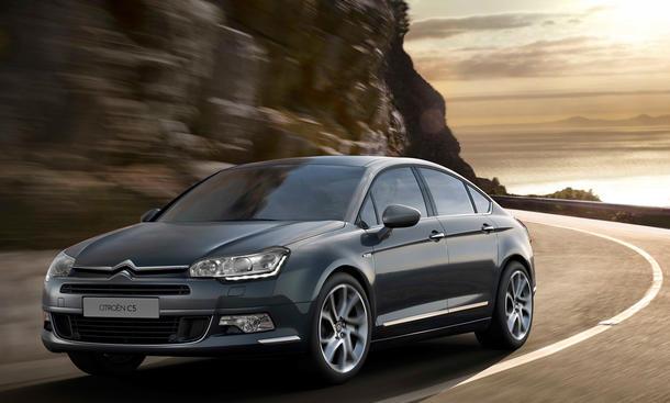 Citroen: Weniger Verbrauch bei DS5 Hybrid und C5 Diesel