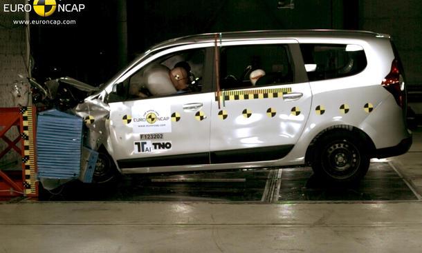 Kompaktklasse 2012 Euro NCAP Crashtest Sicherheit VW Golf VII Audi A3 Skoda Rapid Seat Leon SUV