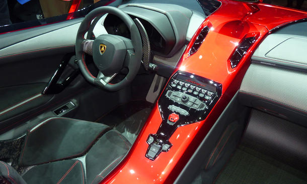 lamborghini aventador roadster 2013 nicht nur preis intensiv bild 9. Black Bedroom Furniture Sets. Home Design Ideas