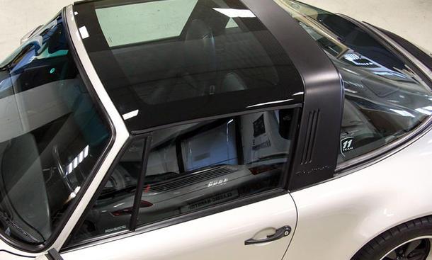 Porsche 911 Targa Glasdach Von Gtn F 252 R Den Klassiker