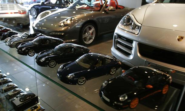 Porsche USA Hauptquartier Wirtschaft Neubau Atlanta Vertriebszentrum