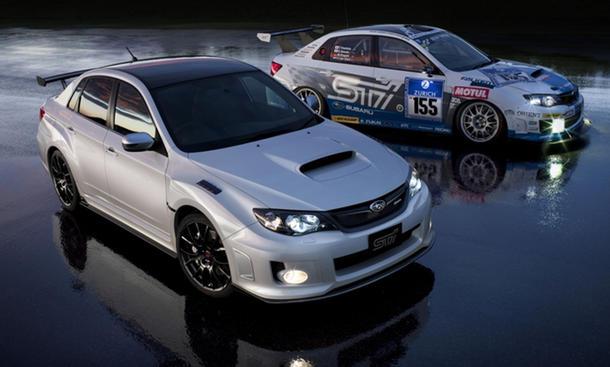 Subaru, WRX STI S206 Nürburgring Challenge Edition, Leistungssteigerung