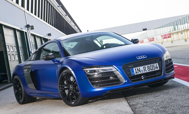 Audi R8 V8 V10 S tronic Fahrbericht