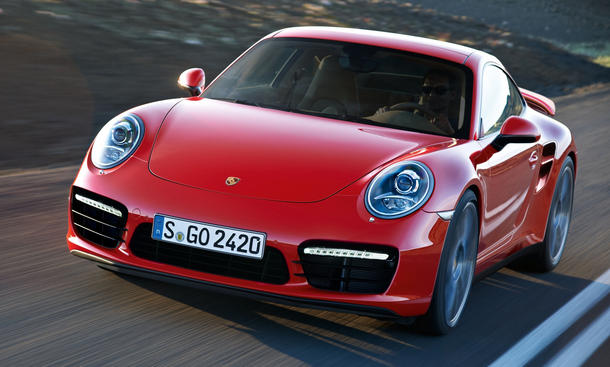 Porsche 911 Turbo Vergleich Supersportler 11 Rivalen