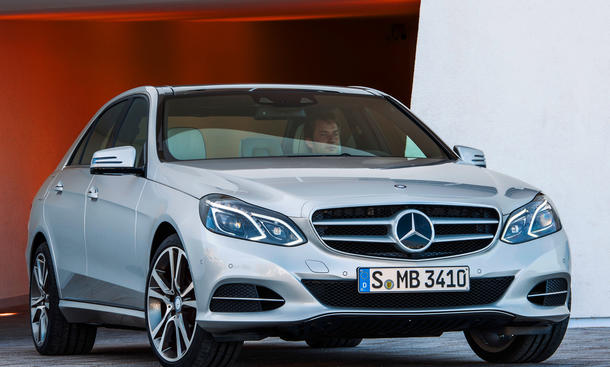 Mercedes E-Klasse Facelift T-Modell