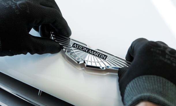 Aston Martin Italienischer Investor Sichert Sich Anteile