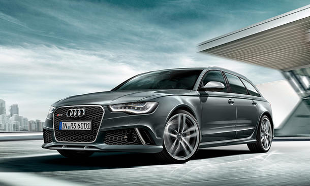 Audi RS 6 Avant 2013 RS6 Sound Video Kombi 560 PS Power-Kombi