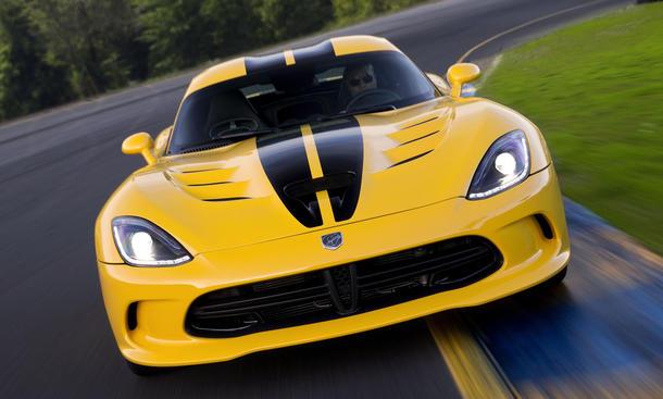 Bilder SRT Dodge Viper GTS 2013 Fahrbericht