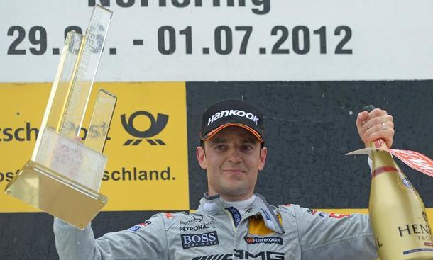 DTM 2013 Audi Jamie Green Mercedes Wechsel Deutsche Tourenwagen-Masters