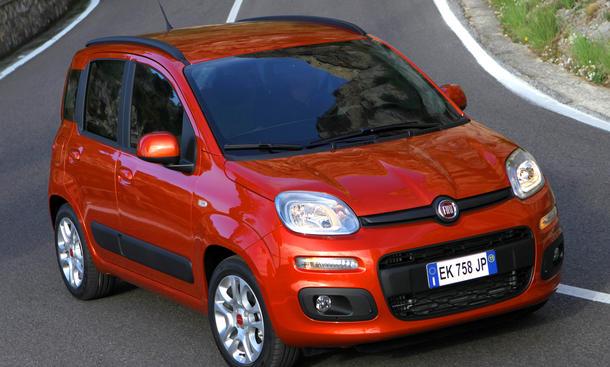 ADAC Ranking Kundenbarometer beliebte Frauenautos Männerautos Rangliste Fiat Panda