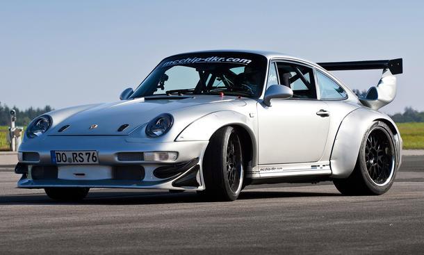 mcchip-dkr Porsche 911 Turbo GT2 Tuning 993