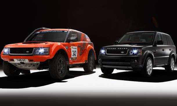 Range Rover Sport Bowler EXR-S 2013 Preis Sport-SUV Offroad Tuning