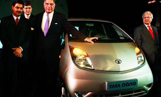 Tata Gruppe Konzern Indien Nano Ratan Rücktritt Ruhestand