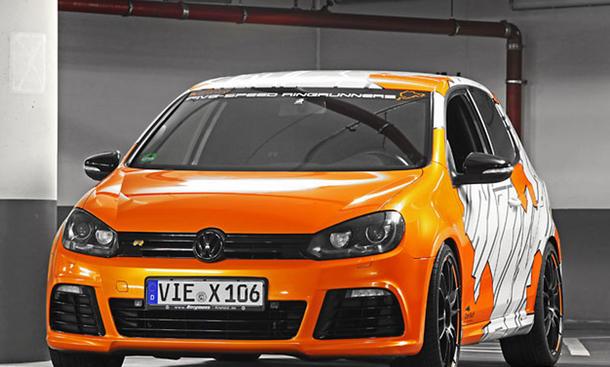 VW Golf R, Tuning, Cam Shaft, Leistungssteigerung, Folie