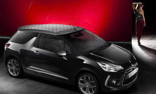 citroen ds3 cabrio preis f r faltdach kleinwagen ab 17. Black Bedroom Furniture Sets. Home Design Ideas