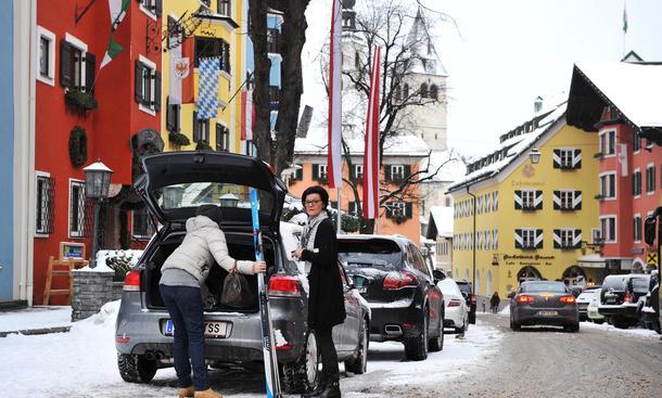 Damit Ihr Auto keinen bleibenden Schaden nimmt: Schutzmatten