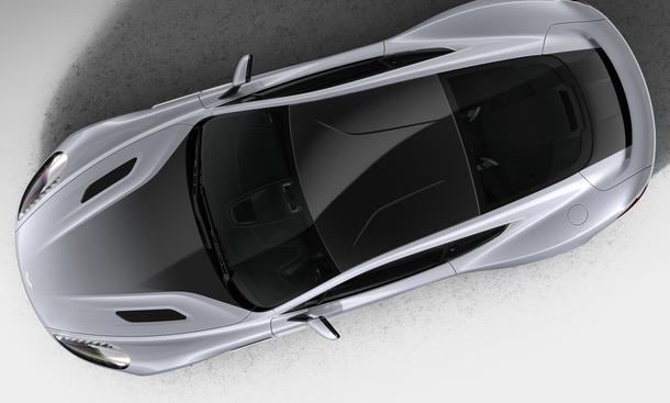 Aston Martin Vanquish Centenary Edition 2013 Jubiläum