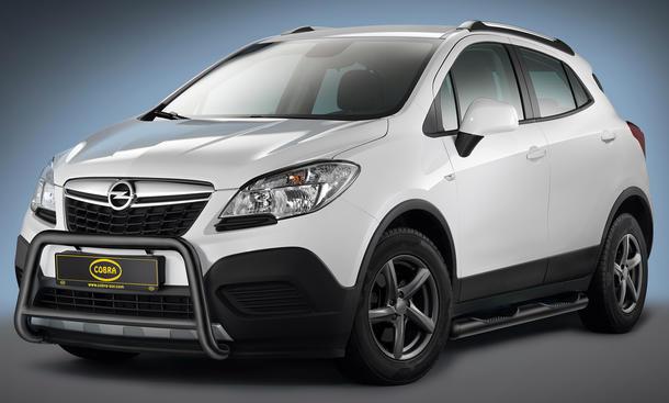 Cobra Opel Mokka Kompakt-SUV Tuning Seitenschweller