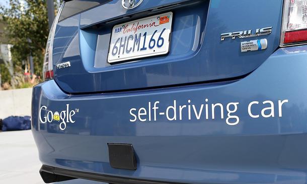 Toyota, Active Security Car, Computersteuerung, Autonom