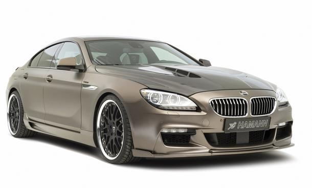 Hamann BMW 6er Gran Coupé Tuning M-Paket Bodykit
