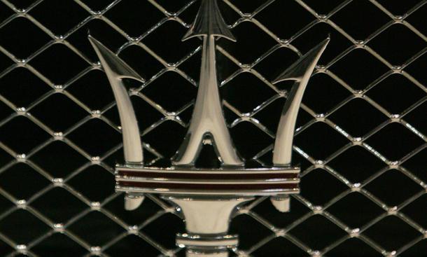 Maserati Werk Expansion Giglio Oberklasse-Limousine Fiat