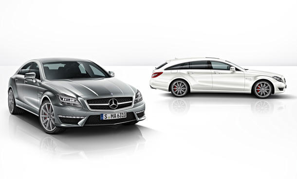 Mercedes CLS 63 AMG 4Matic S Modell 2013 Shooting Brake Allrad