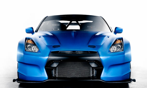 SP Engineering Nissan GT-R 2013 Fast and the Furious 6 Serienmodell