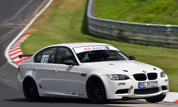RS Racingteam BMW M3 E92 Tuning Leichtbau Leistungssteigerung