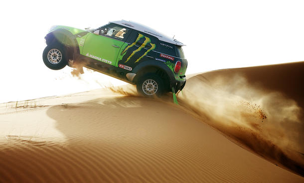 Rallye Dakar 2013, Motorsport, Mini, Stéphane Peterhansel