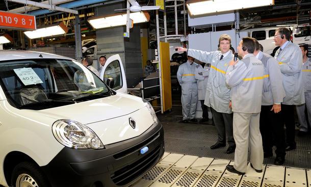 Renault Wirtschaft Absatzkrise 2013 Stellenabbau Verkaufszahlen 2016 Eurokrise