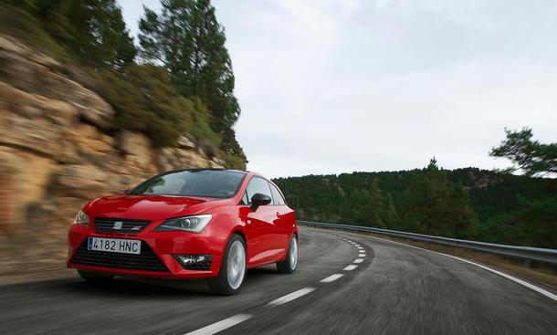 Seat Ibiza Cupra 2013 Topmodell Preise Kompakt-Sportler