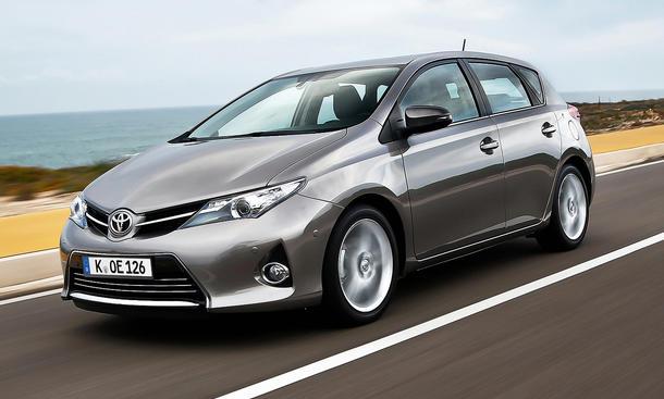 Toyota Auris 1.6, Fahrbericht, Golf-Gegner, Hybrid
