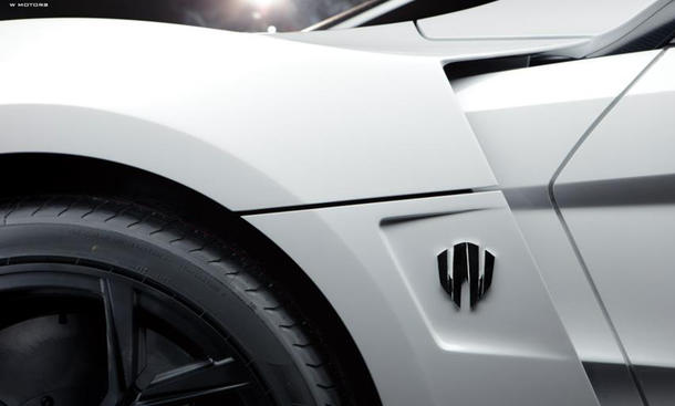 W Motors Lykan HyperSport (2013)