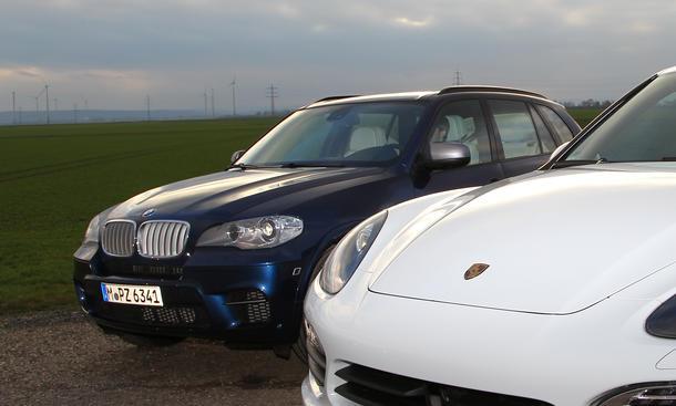 BMW X5 M50d Luxus-SUV Turbodiesel Dynamik Eckdaten