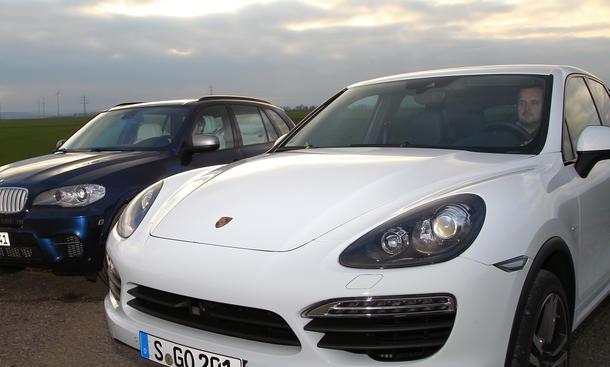 Porsche Cayenne S Diesel Luxus-SUV Turbodiesel Eckdaten