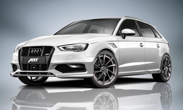 ABT AS3 Sportback 2013 Audi Tuning Kompaktklasse