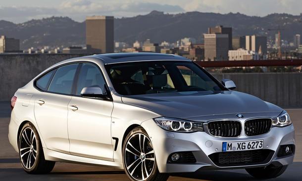 BMW 3er GT M Sportpaket 2013 F34 M Paket